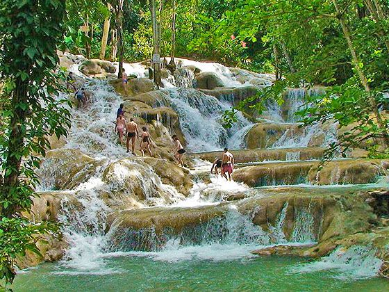 Ocho Rios Jamaica Waterfalls | Ocho Rios