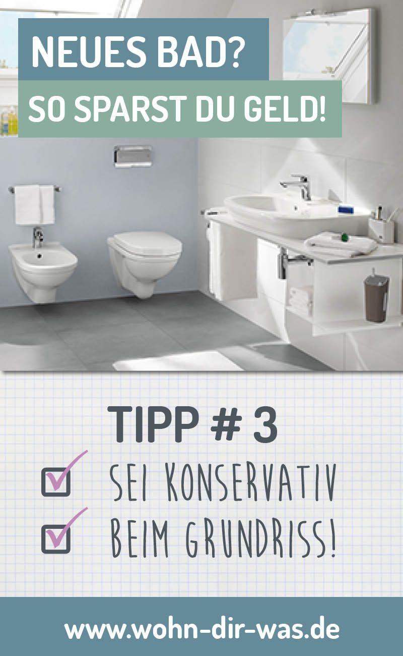 So viel kostet dein Traumbad | Badezimmer Planung | Kosten ...