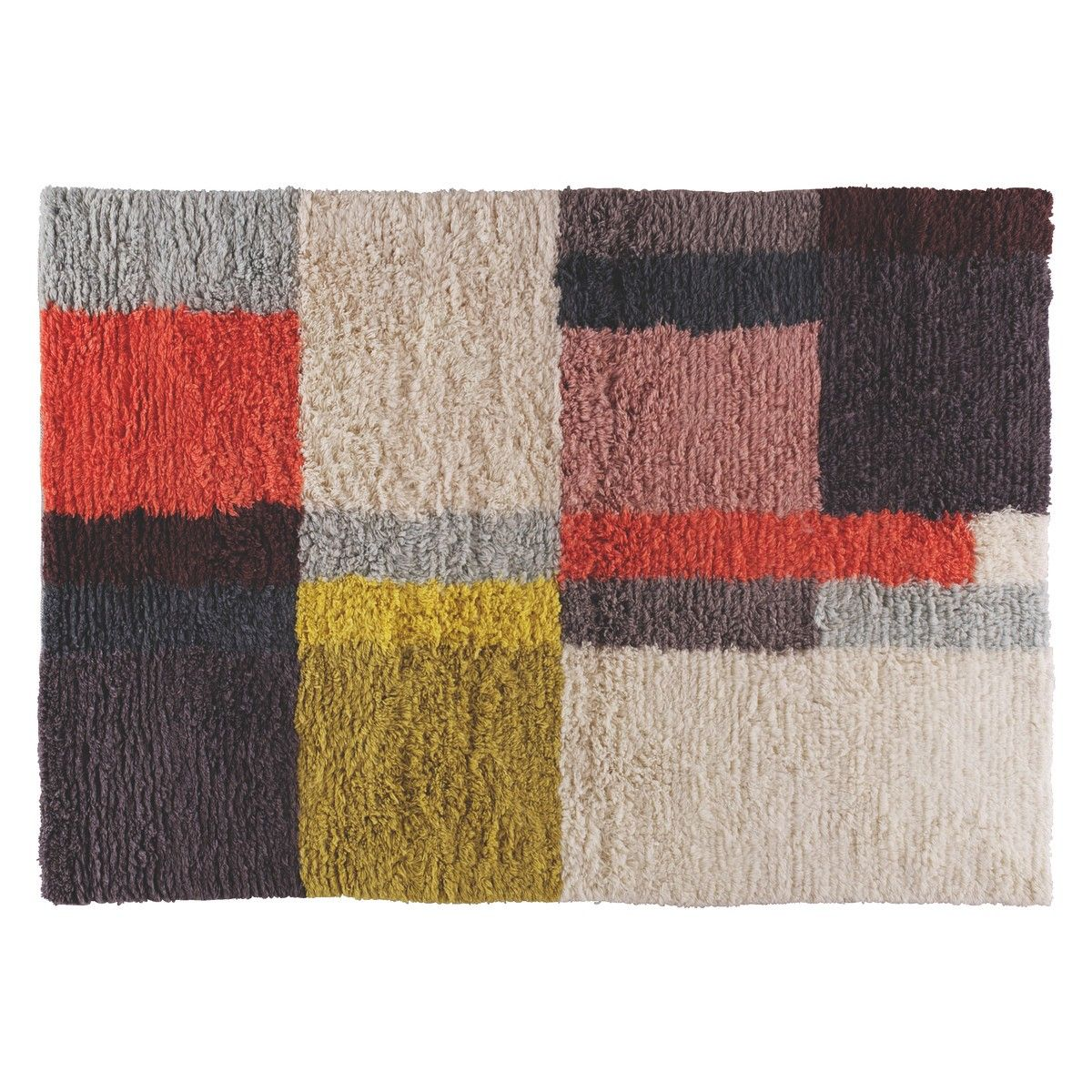 Vegas Large Multi Coloured Patterned Rug 170 X 240cm Rugs Rugs On Carpet Carpet Sale