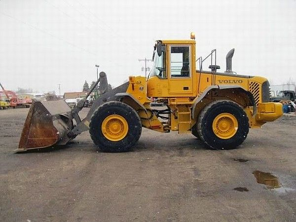 A Amp B H E S Equipment Volvo L120e Construction border=