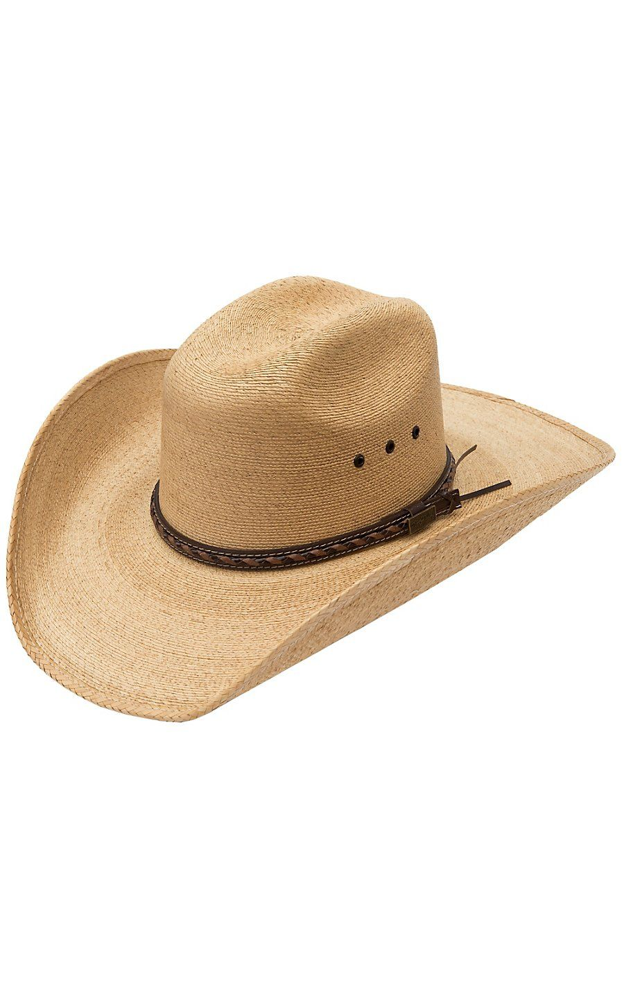 Larry Mahan® 30X Lawton Gold Palm Leaf Cowboy Hat  b6d78b6c2189
