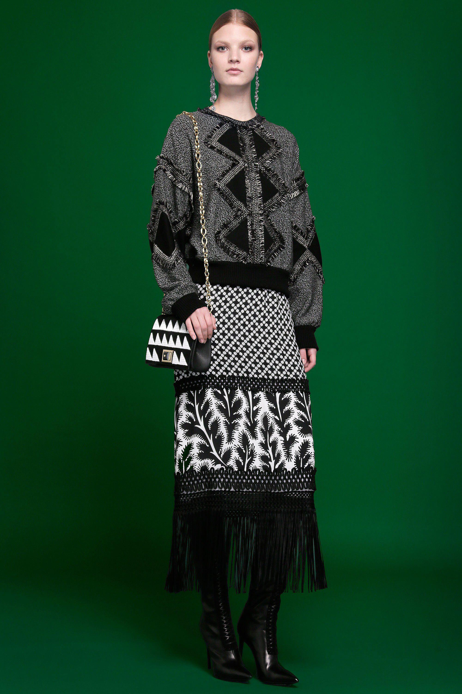 Andrew Gn Pre-Fall 2012 Fashion Show | Lace fashion