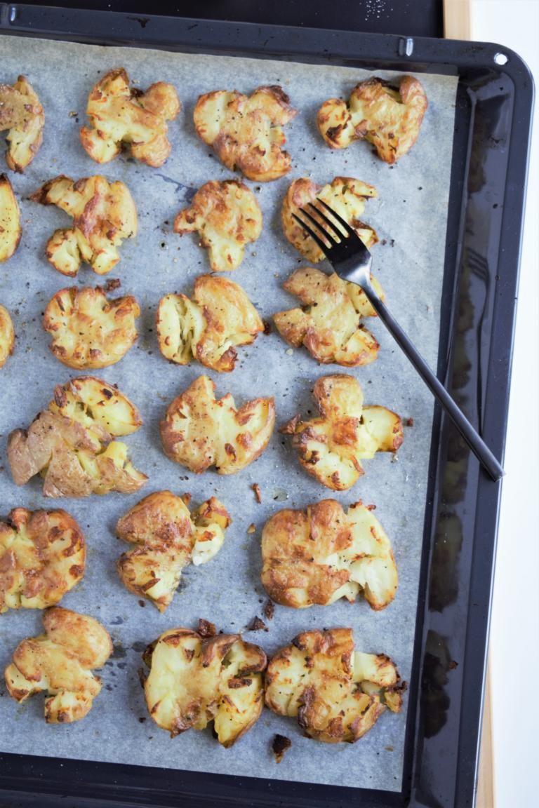 Crushed Potatoes – Ms. Janik