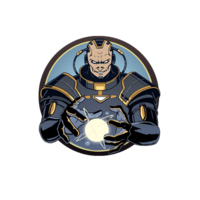 Titan Is The Main Antagonist Of Shadow Fight 2 He Is The Conqueror Of Worlds And Is The Final Ninja Shadow New Shadow Shadow Warrior