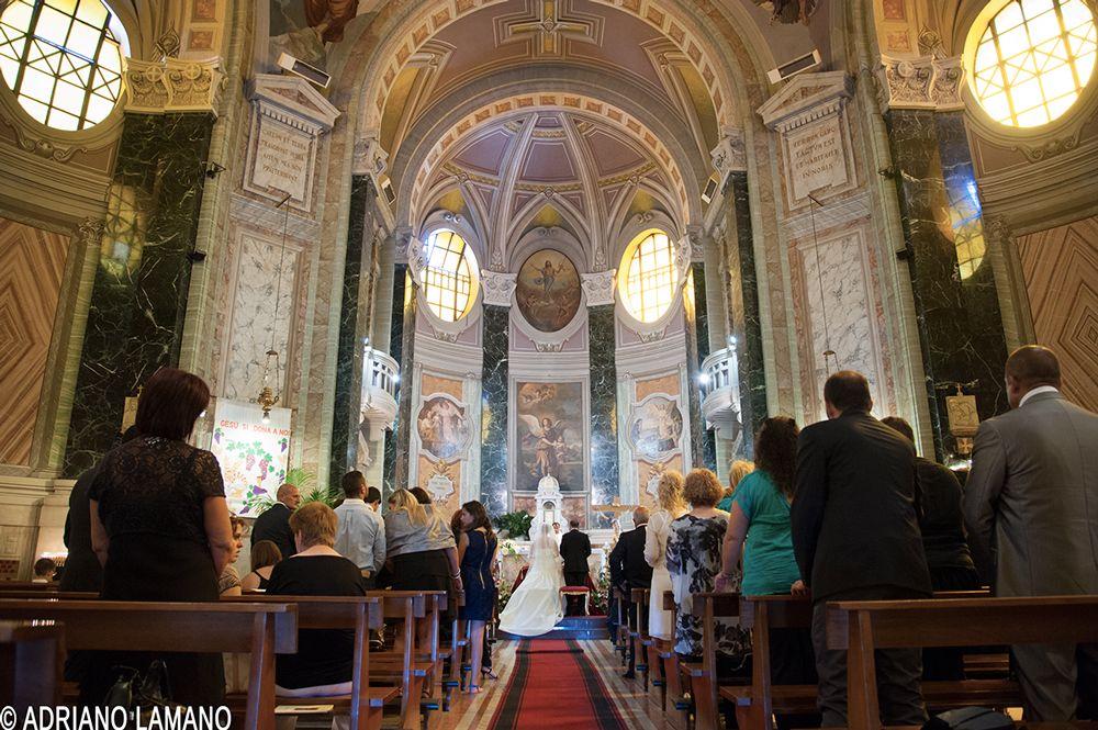 Chiesa Dei Santi Angeli Custodi A Roma Chiesa Roma Matrimonio In Chiesa