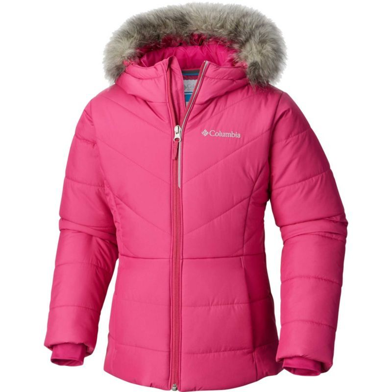 Columbia Toddler Girls' Katelyn Crest Insulated Jacket, Size: 2T ...