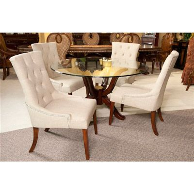 Glass Top Dinette Sets | Greater Boston, MA, NH, RI - Bernie And ... | parsons furniture nh