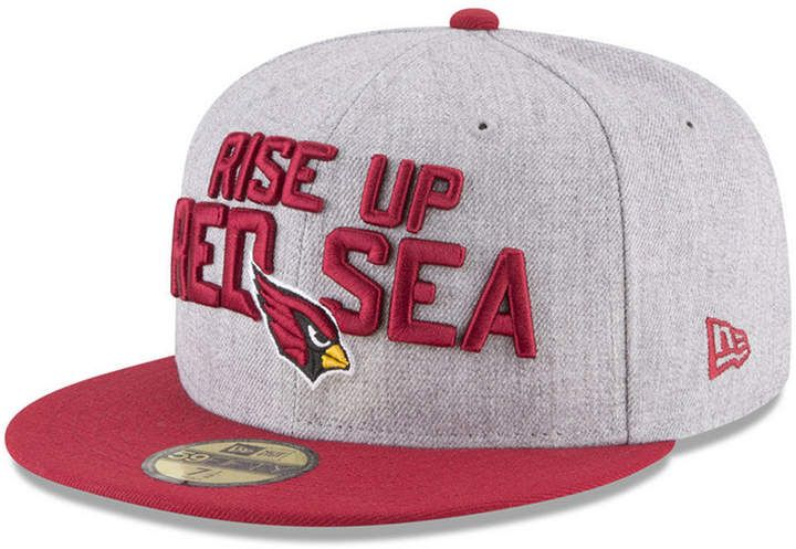 d43dac68b922c5 New Era Arizona Cardinals Draft 59FIFTY Fitted Cap | Products ...