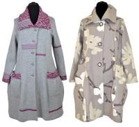 Beulen Mantel Von Natur Zum Anziehen Mantel Knielang Schnittmuster Mantel Und Schnittmuster Jacke