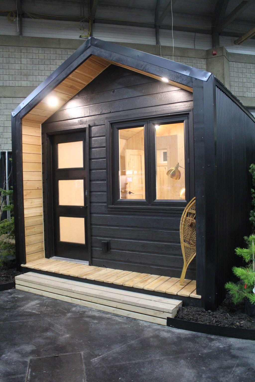 Firebox Forest Trek Woodwork in 2020 Cabin design
