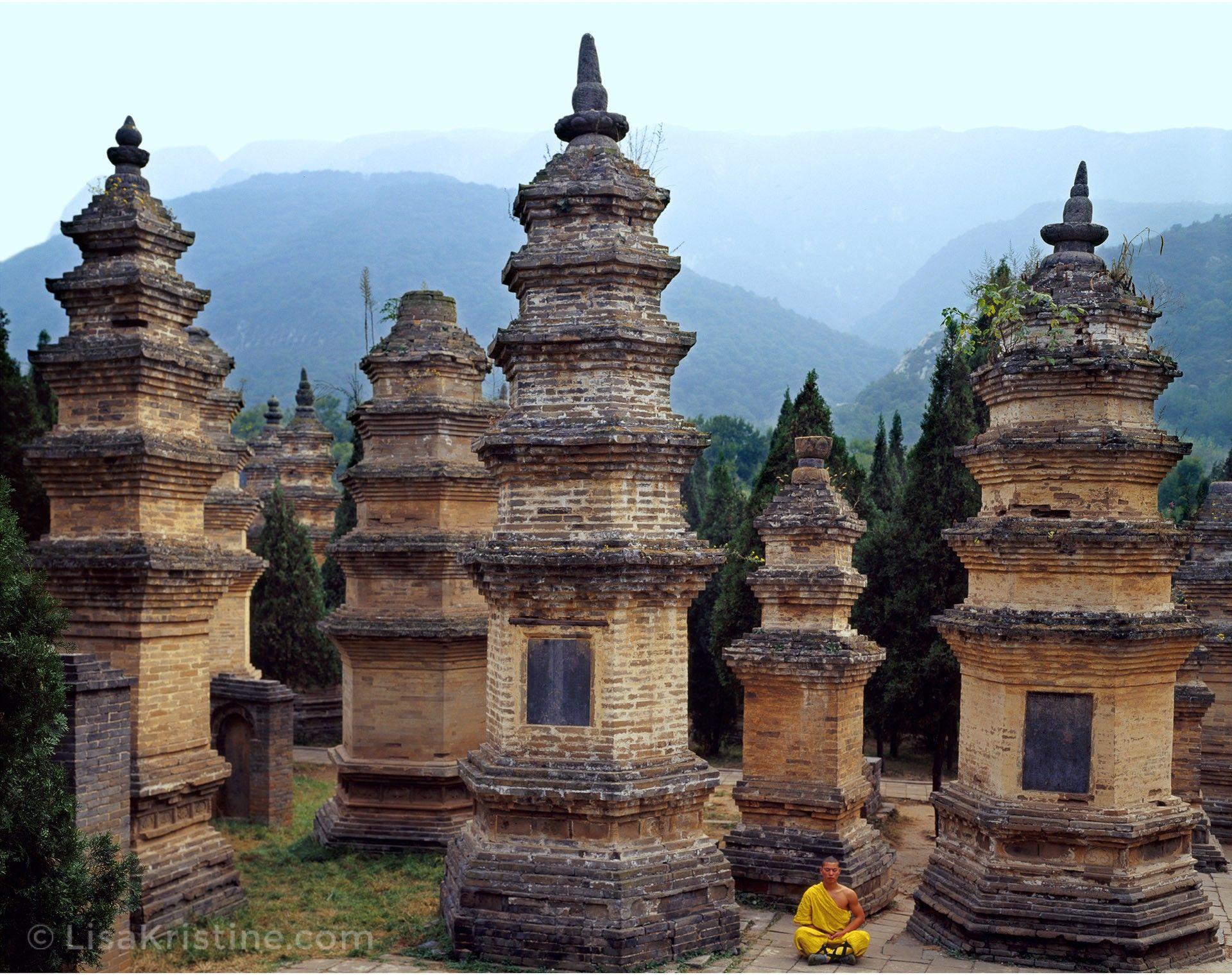 Pagoda Forest  China - Lisa Kristine