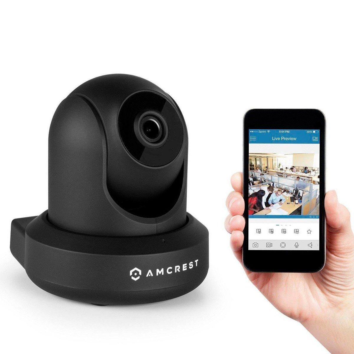 12 Best Reviewed Home Security Cameras Home Security Camera Systems Security Cameras For Home Security Camera System