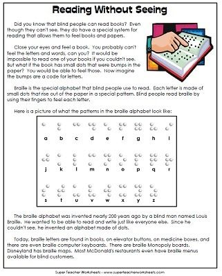 Super Teacher Worksheets 5th Grade in 2020 | Reading ...