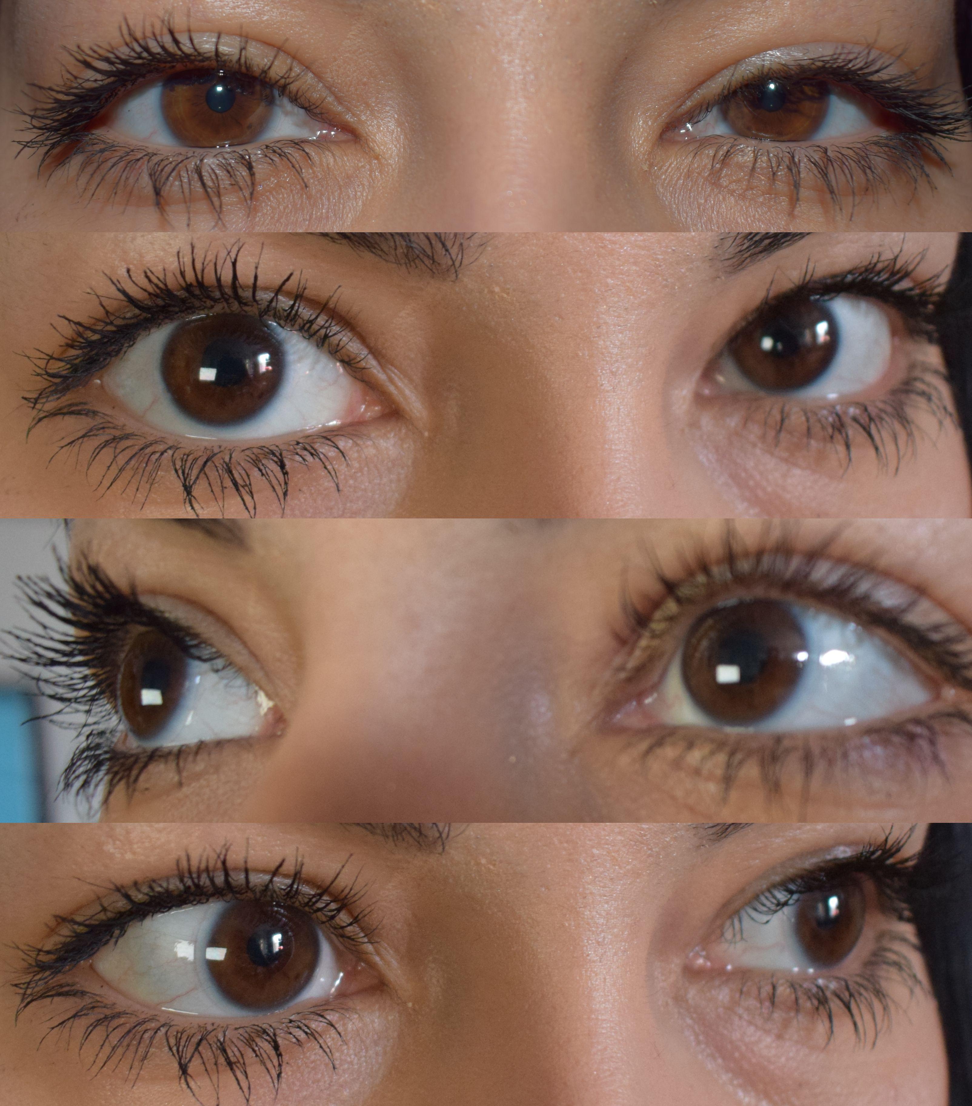 b37ed67d8cf Lancome Mascara Hypnose Volume-a-porter | Comparing make up ...