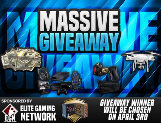 EGN Win an Xbox One or PS4 bundle or Gaming PC or Drone