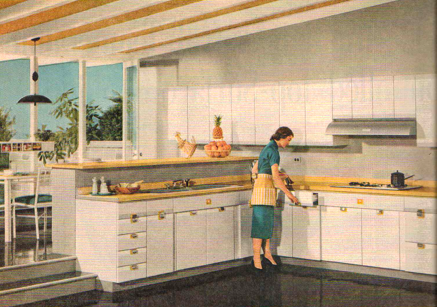 1950s Kitchen Design Retro Kitchen Renovation 1950s Kitchen 50s Kitchen Remodel Mid