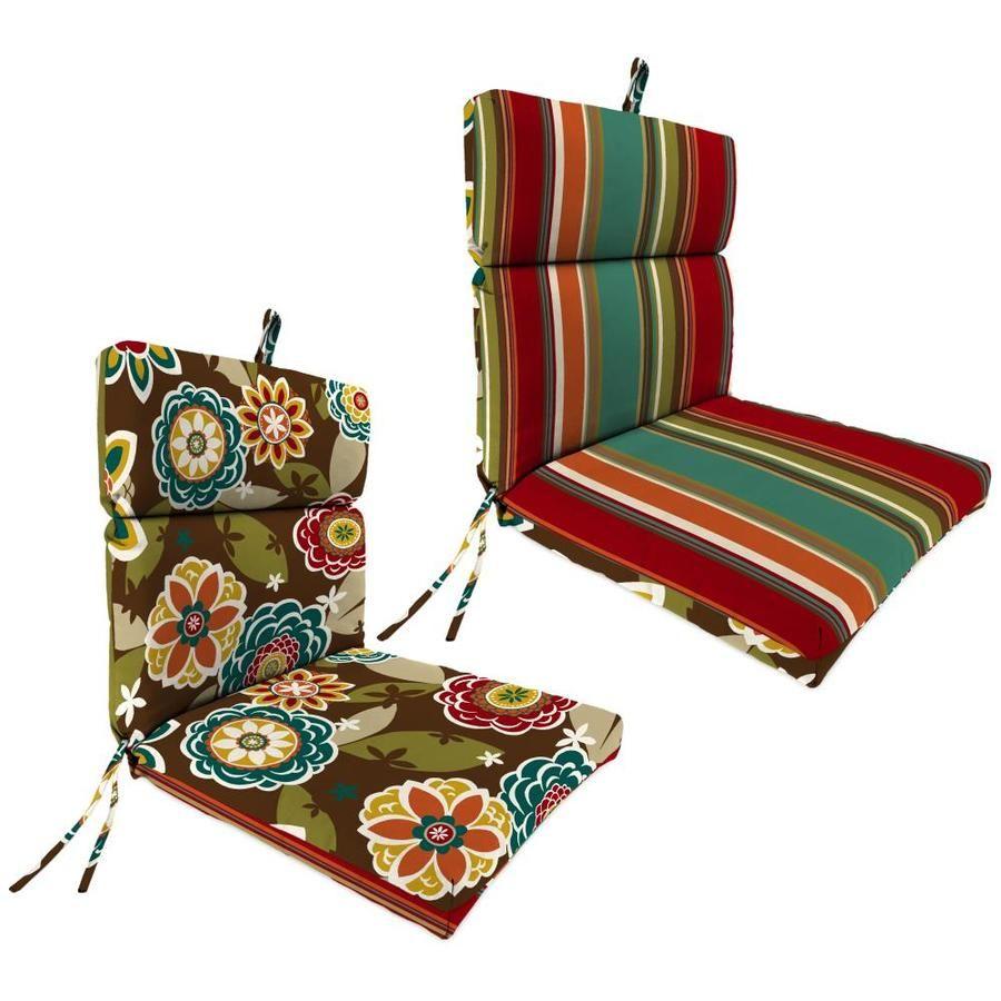 Jordan Manufacturing Annie Chocolate Westport Teal Patio Chair