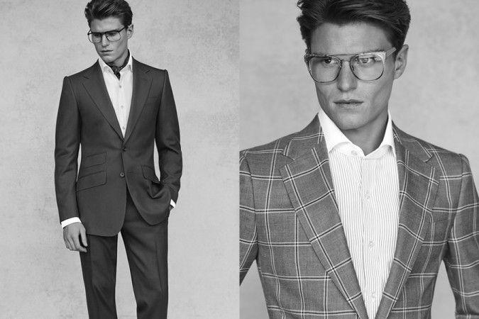 Marks & Spencer Spring/Summer 2015 Best Of British Lookbook | FashionBeans.com