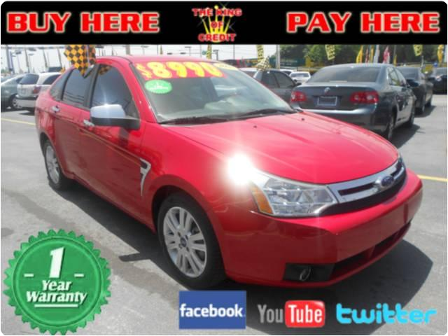2008 Ford FOCUS SE   Used Cars For sale in Miami  $8990