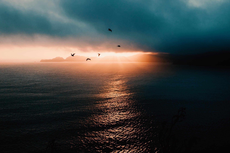 Sunset 3000x2000 Ocean Wallpaper Sky Photography Sunset Wallpaper