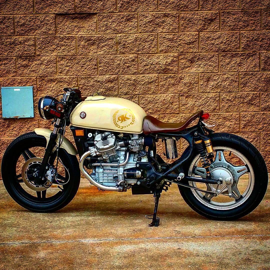 Honda Cx500 Cafe Racer By Kingston Custom: Honda CX500 Cafe Racer Discover #motomood