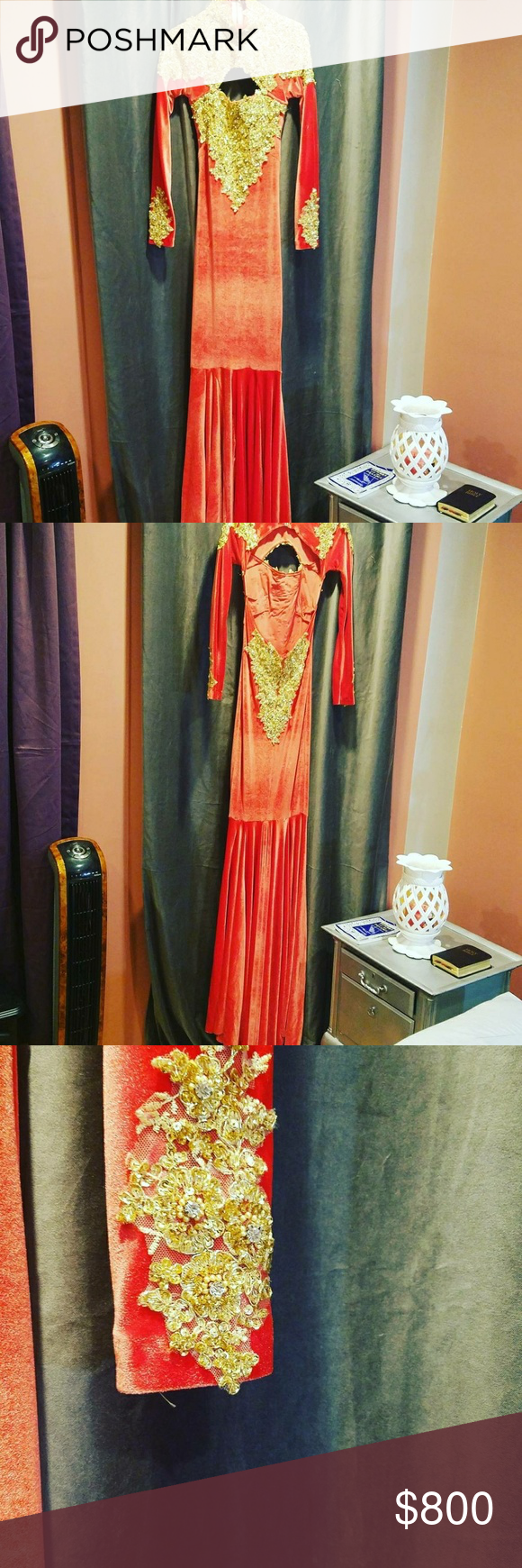 Prom Dress Formal Designer Versailles From Brooklyn N Y Boutique Design And Made