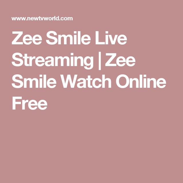 Zee Smile Live Streaming   Zee Smile Watch Online Free   serial