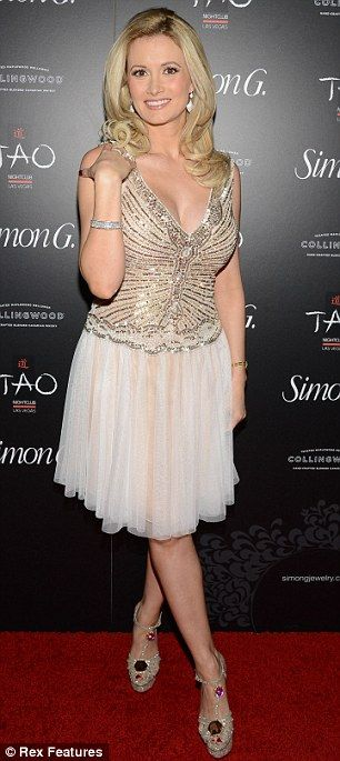 Jenny McCarthy Evening Dresses