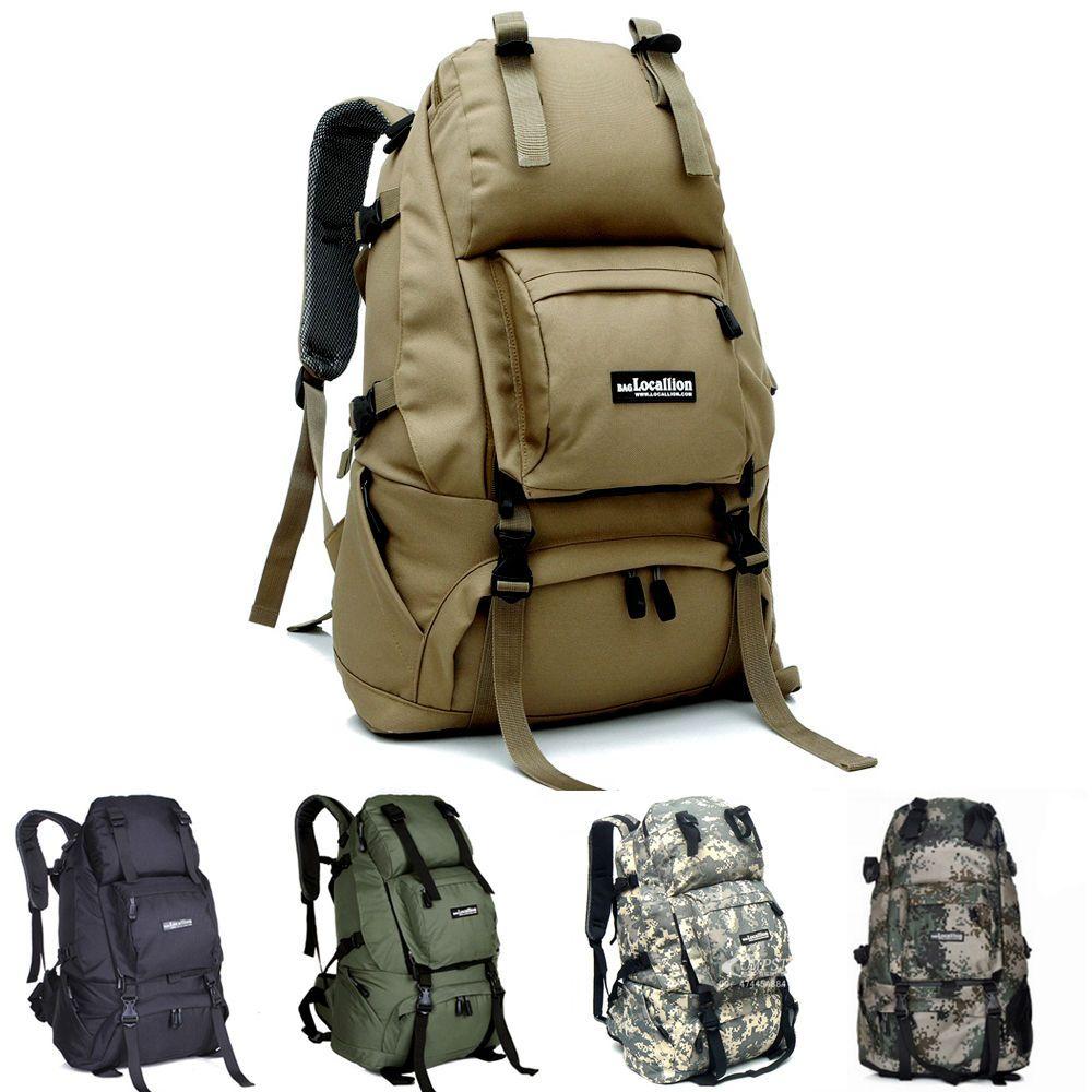 Outdoor Large 40L Waterproof Backpack BAG Camping Hiking