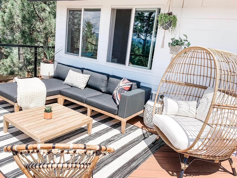 Daisy Lounge Chair in 11  Backyard furniture, Patio decor