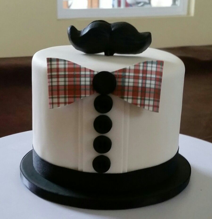 Gentleman Theme Smash Cake Baking Fun Pinterest Smash cakes