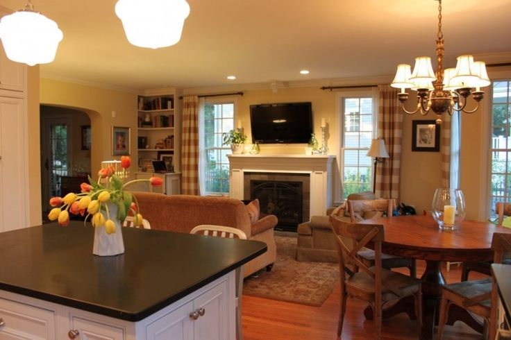 Image Result For Decorating Open Floor Plan Small House Layout