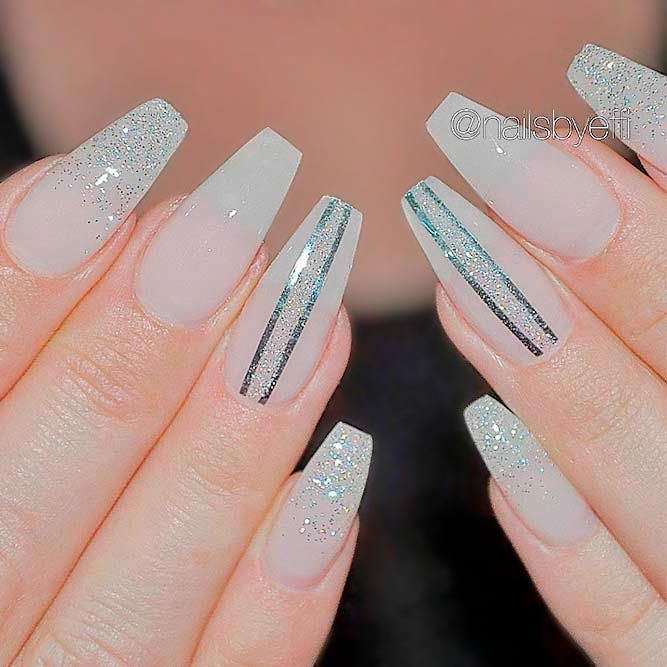 25 Trendy Ideas Of Homecoming Nails To Finish A Lovely Look