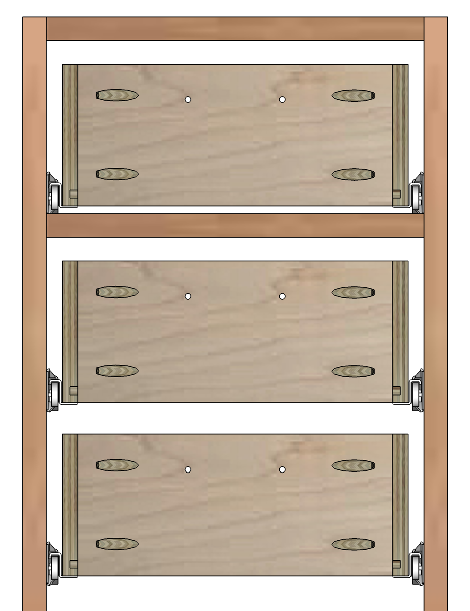 How To Build Drawer Bo With Pocket S Tom Builds Stuff