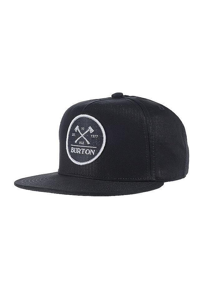 Features: Snapback Cap, Größenverstellbar, Gerader Schirm, Logostick, Logopatch, HerstellerFarbe: true black,  Material: 100% Baumwolle...