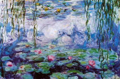 Water Lilles By Claude Monet