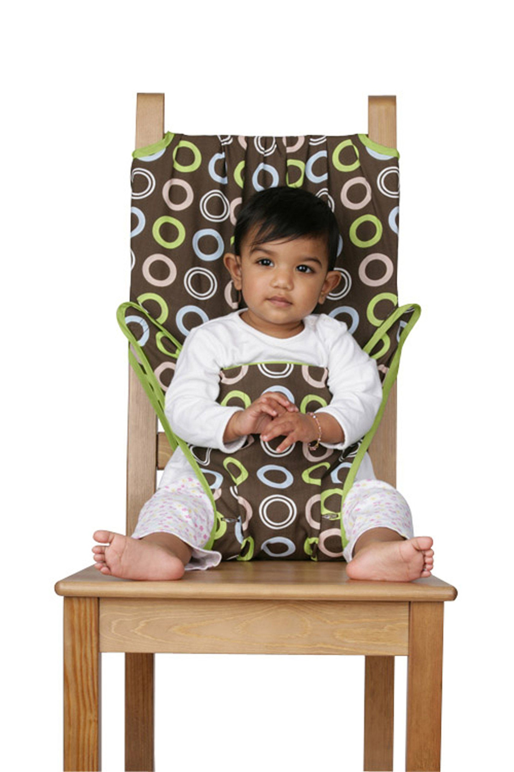 Amazon Totseat Chair Harness in Chocolate Chip Childrens Chair Harnesses Baby