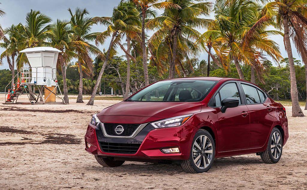 Nissan Versa 2020 Byudzhetnyj Sedan Nissan Versa 3 Pokoleniya Nissan Kruizy Peshehod