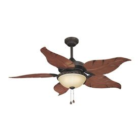 Harbor Breeze 52 In Outdoor Ceiling Fan With Light Kit For Covered Porch Ceiling Fan Ceiling Fan With Light Ceiling Fan Small