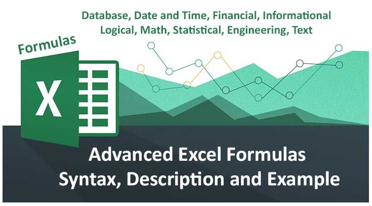 Excel Lesson DAVERAGE Function- This function examines a list of