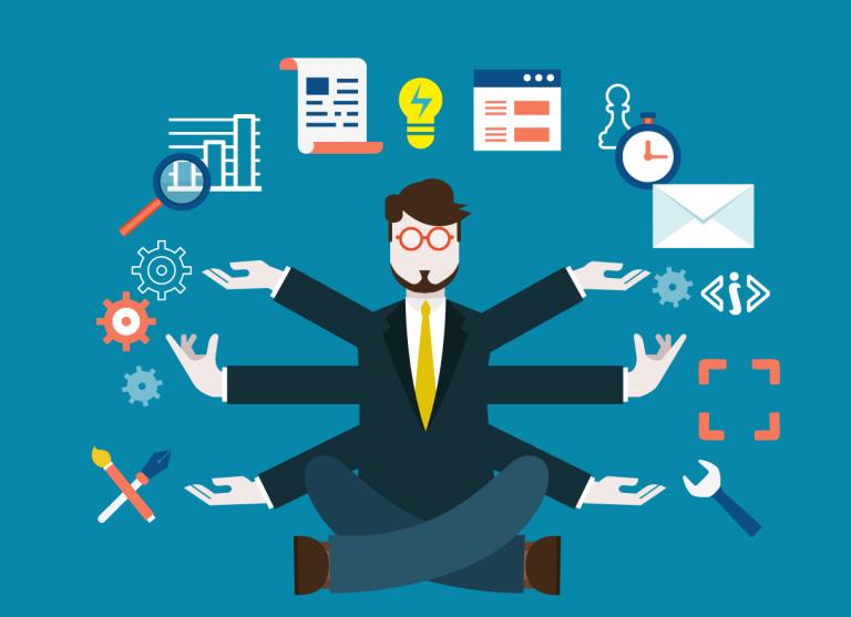 مسؤوليات مدير المشروع Project Management Resource Management Business Resources