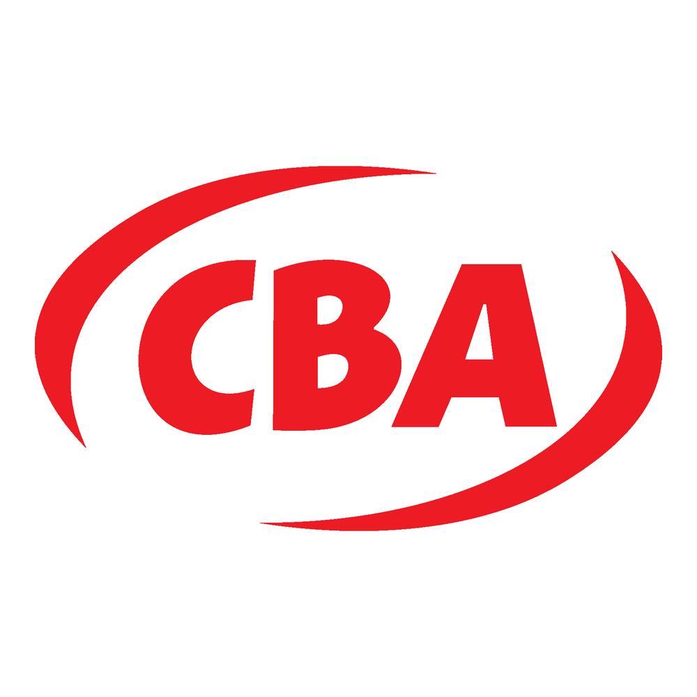 Cba Logo Logo Restaurant Logos Poster Template