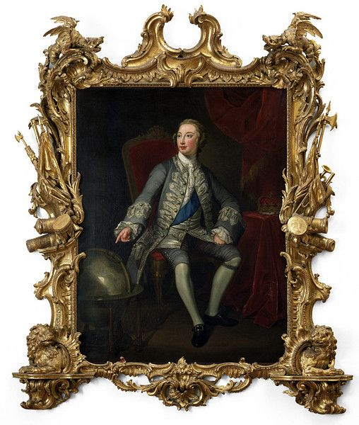 George III When Prince Of Wales