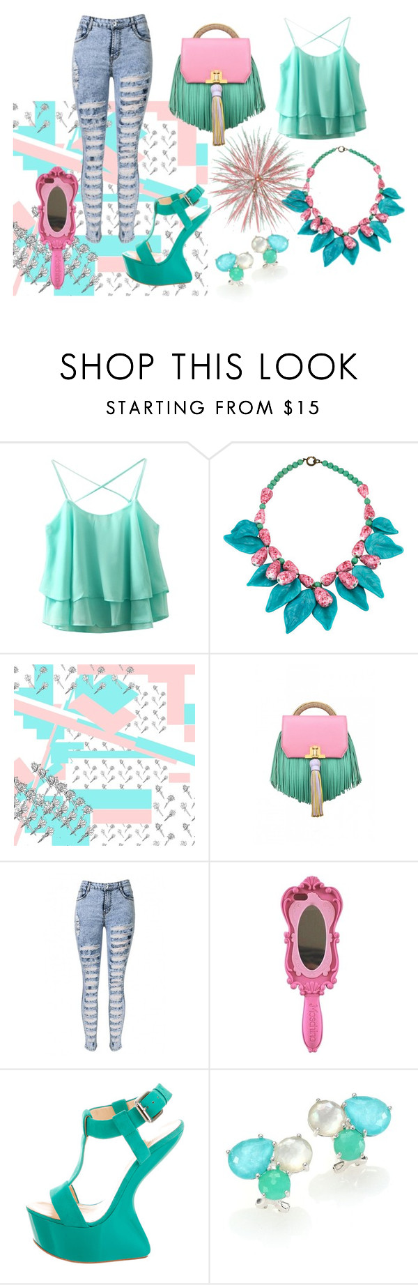 """""""Sweat momments"""" by kristy-gk on Polyvore featuring The Volon, Moschino, Giuseppe Zanotti and Ippolita"""