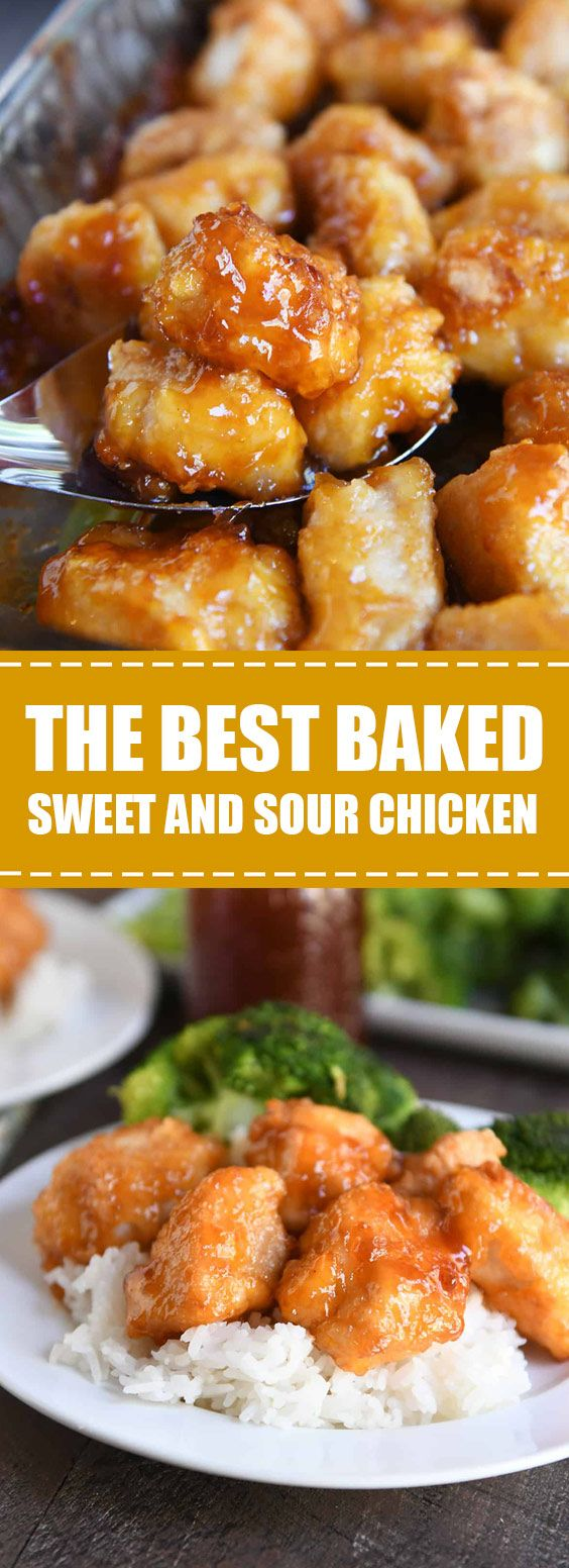 Photo of ★★★★★85 reviews:The Best Baked Sweet and Sour Chicken | Cra…