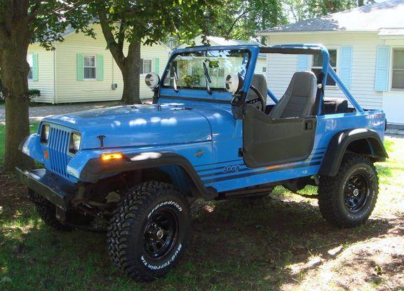 1989 Jeep Wrangler Islander Edition | Cars I've Owned | Pinterest ...
