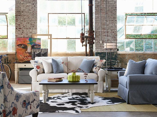 Beacon Hill Urban Attitudes Official La Z Boy Website Eclectic Furniture Living Room Decor Furniture