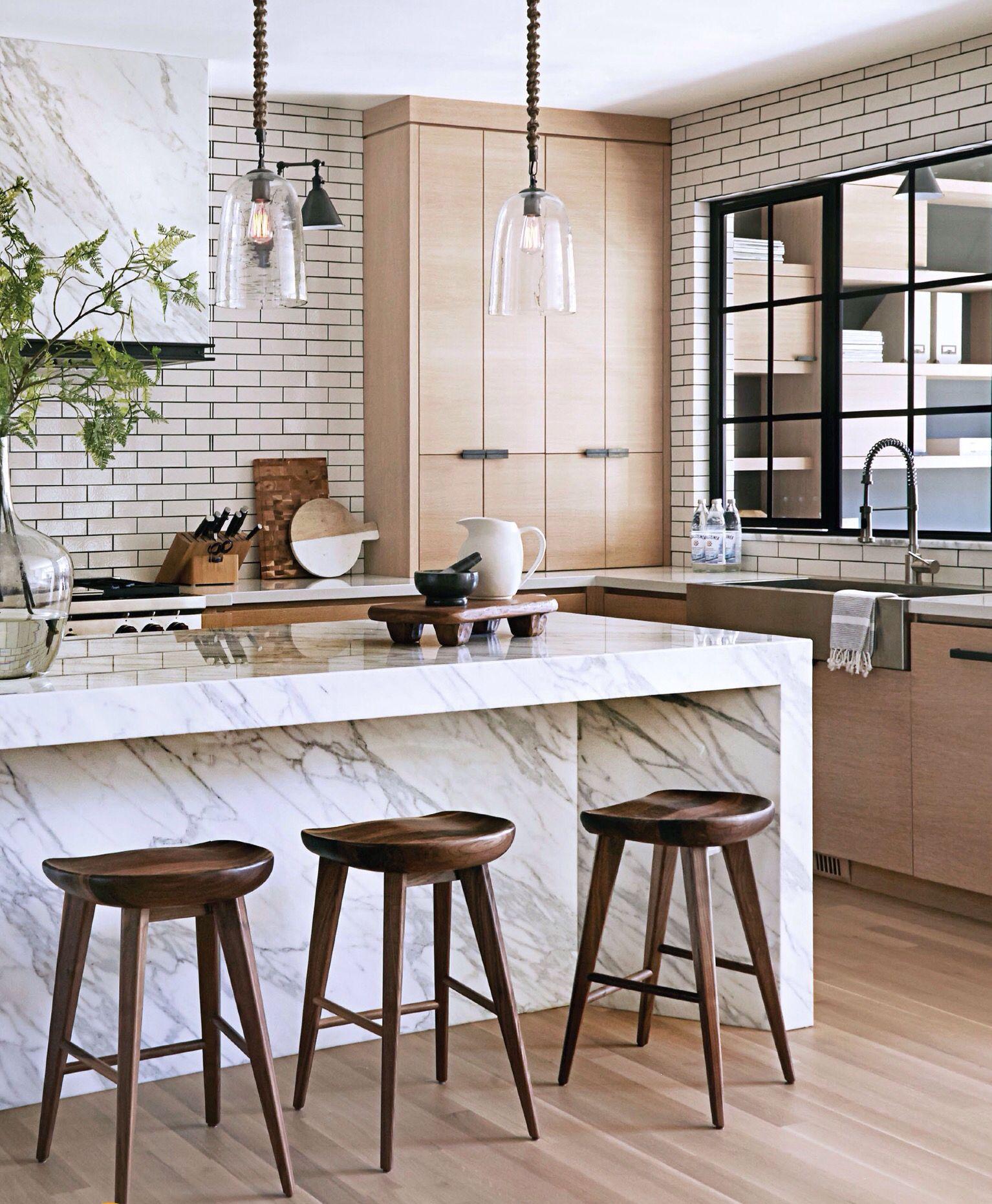 Pin by Heida on Kitchen | Kitchen interior, Modern kitchen ...