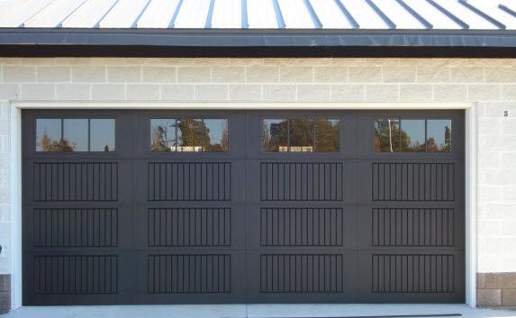 Garage Door Photo Gallery Residential Carriage Style Garage Doors Garage Doors Faux Wood Garage Door
