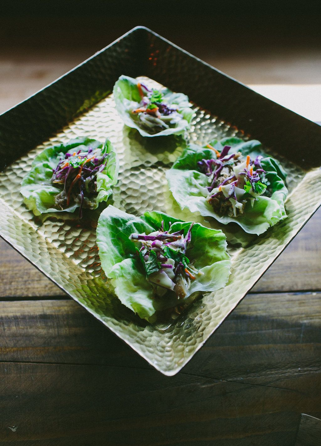 Summer Open House Photo by Amber Vickery Photography #BrodieHomestead #weddingvenue #austin #food #lettucewraps #thepeachedtortilla